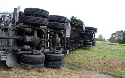 What to Do If You've Been in a Semi Truck Crash